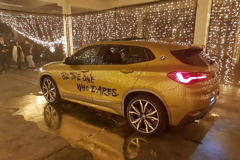 Product Launch ... BMW X2 Launch 2018