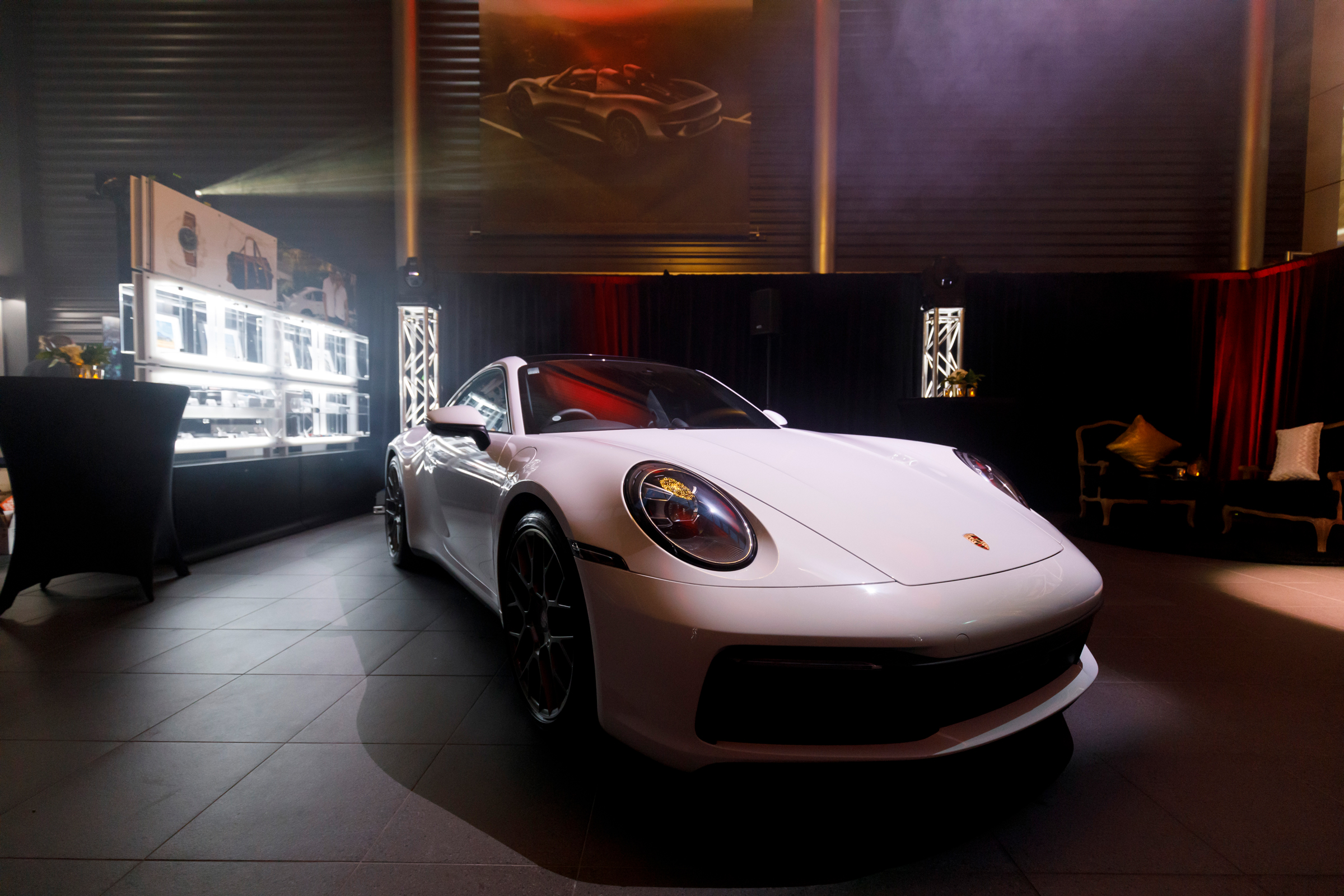 Product Launch ... Porsche 911 Launch 2019