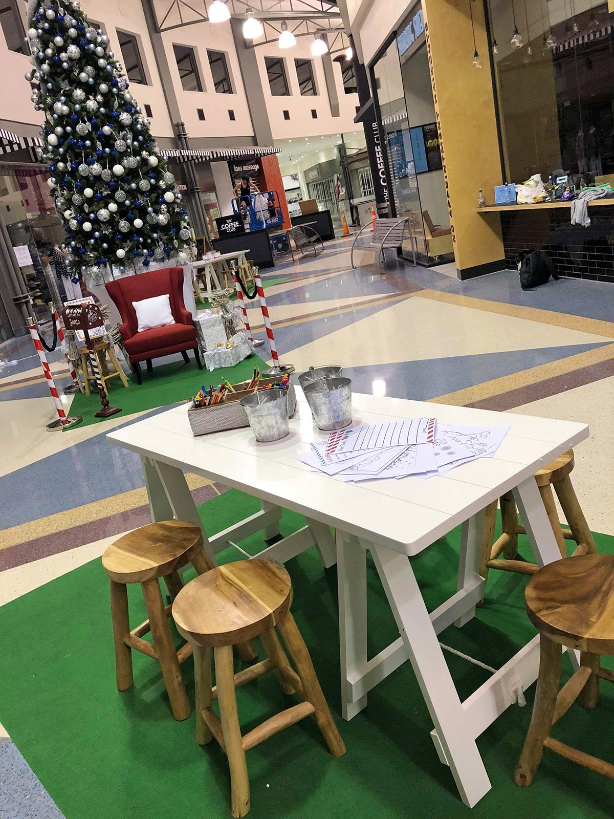 Christmas ... Eastridge Shopping Centre 2018