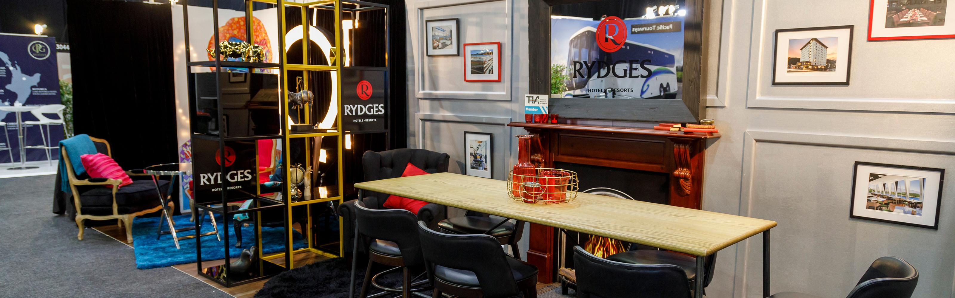 Exhibition Design ... EVENT Hospitality & Entertainment, TRENZ 2019