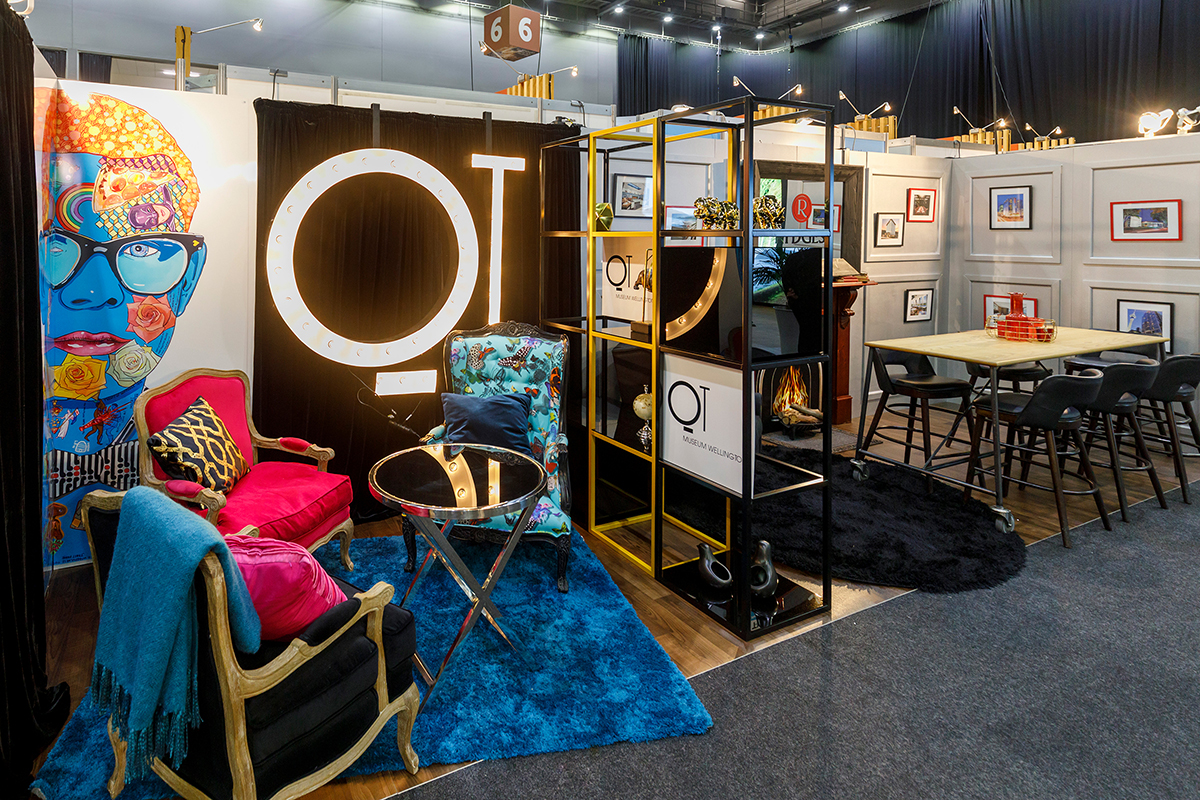 Exhibition Design ... EVENT Hospitality & Entertainment, TRENZ 2019