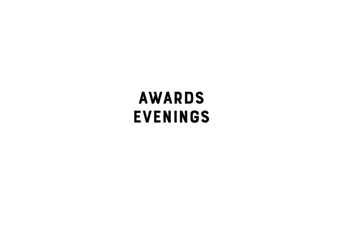 Cut the Mustard Projects ... Awards Evenings