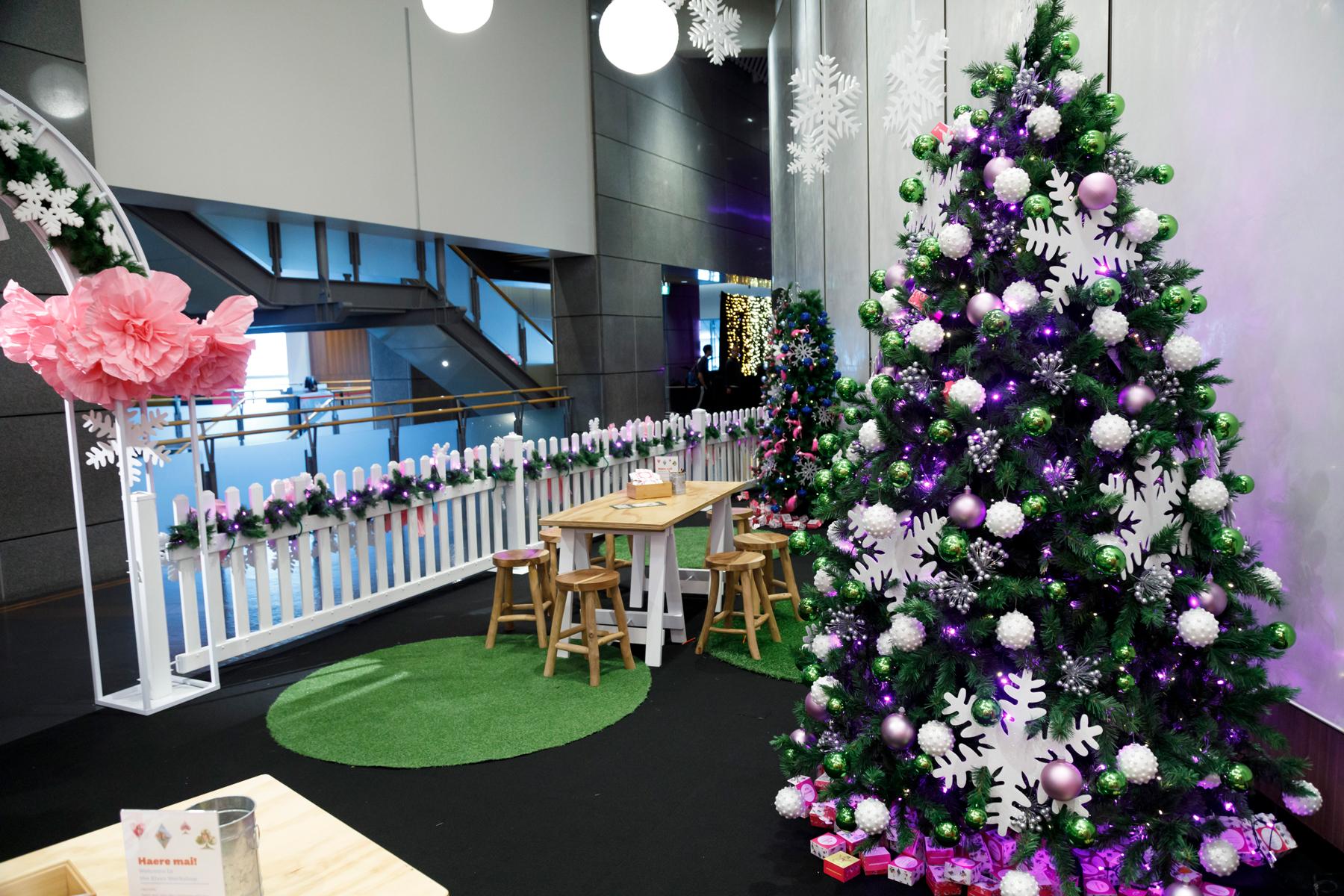 Christmas ... Te Papa Christmas Wonderland 2019