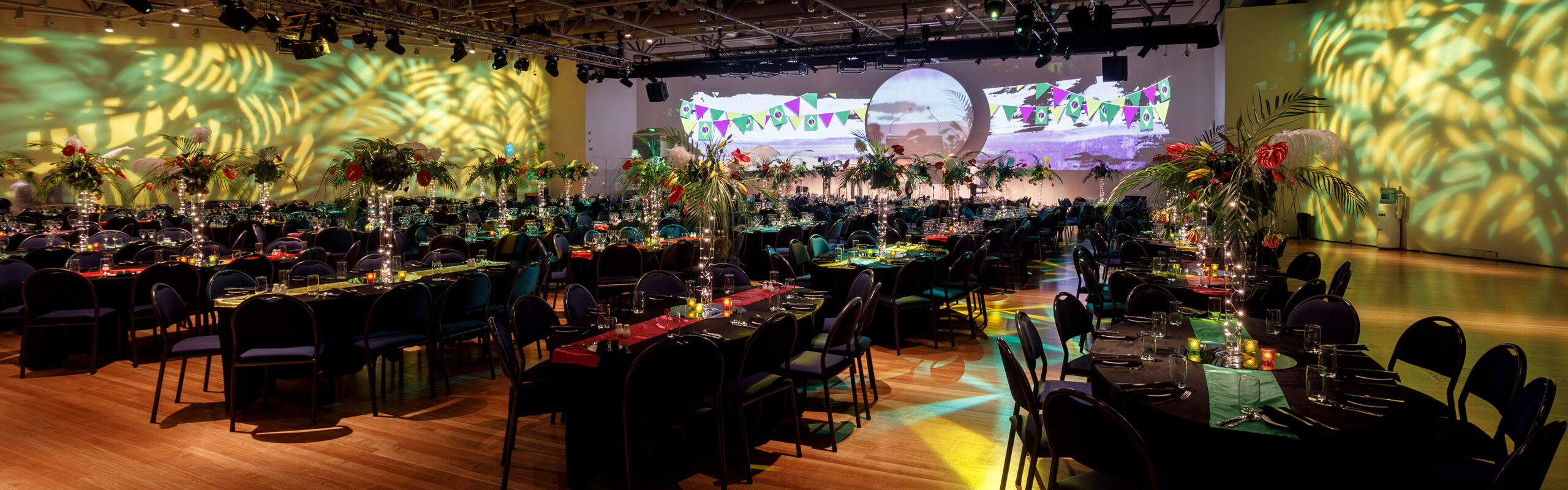 Cut the Mustard Gala Dinner // NZ International Education Conference and Expo 2018