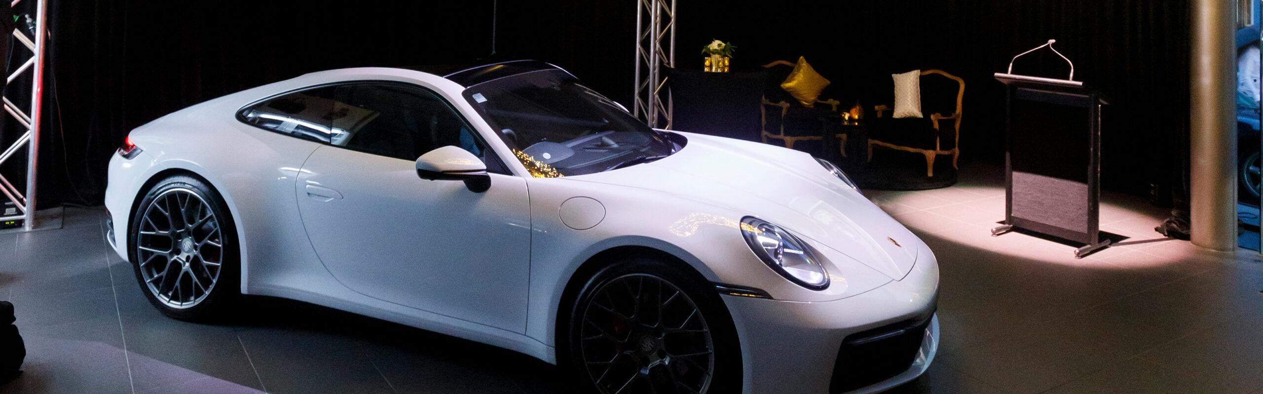 Cut the Mustard Product Launch // Porsche 911 Launch 2019